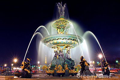 Paris. Place de la Concorde