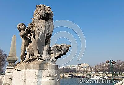 Paris - Pont Alexandre III