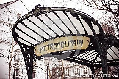Paris Editorial Photo