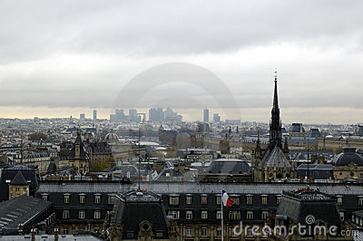 Paris`s district CITY.v