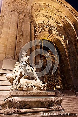 Paris s Petit Palais