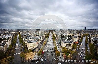 Skyline van parijs foto spiderpic royalty vrije stock foto 39 s - Landscaping parijs ...