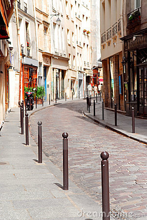 Free Paris Street Stock Photography - 2981452