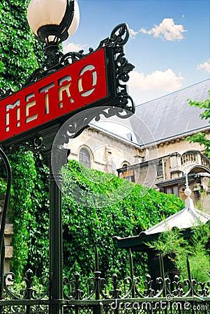 Free Paris Street Detail Royalty Free Stock Photo - 3012685