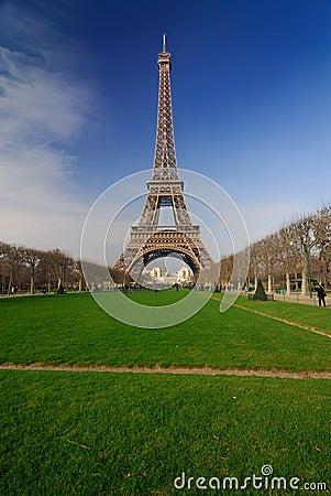 Free Paris Tour Eiffel Royalty Free Stock Image - 1941806
