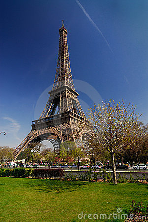 Free Paris Tour Eiffel Royalty Free Stock Image - 2253966
