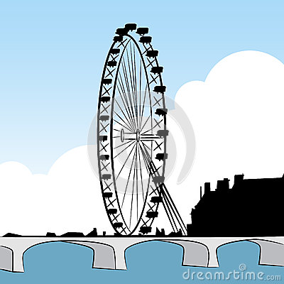 Pariserhjulteckning