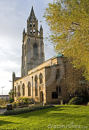 The Parish Church of Our Lady and St Nicholas