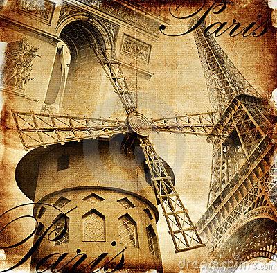 Free Parisian Details Stock Photography - 6657392