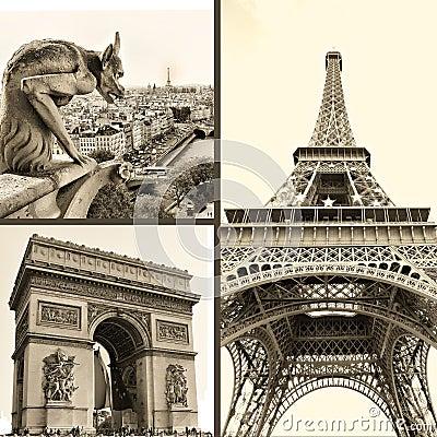 Free Parisian Pictures Stock Photos - 6614123