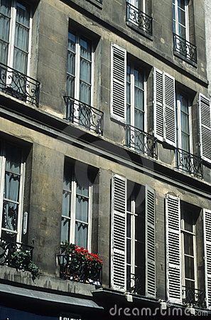 Parisianne windows