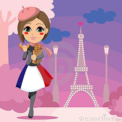 Parisien Girl