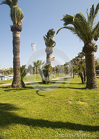Park Antibes France French Riviera