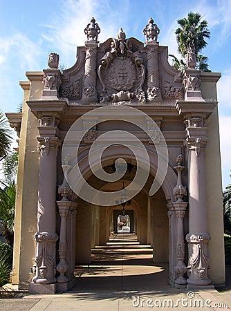 Free Park Architecture Stock Image - 6575611