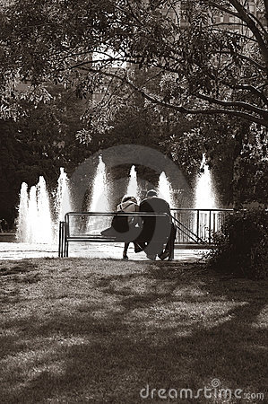 Free Park Bench Stock Images - 94494