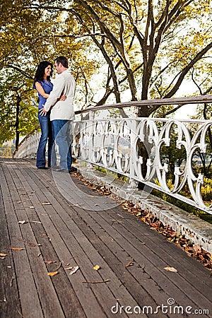 Park Couple Love