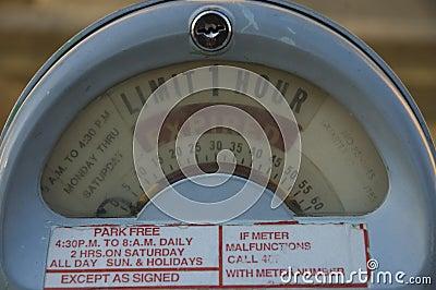 Park meter