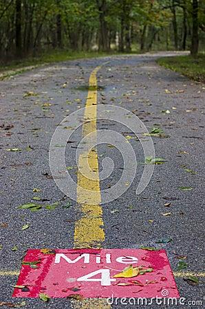 Park Mile Marker