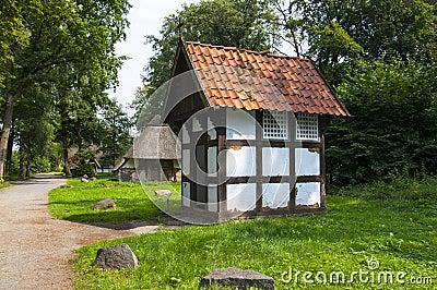 Park museum in Cloppenburg Germany