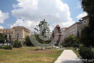 Park near Revolution Plaza