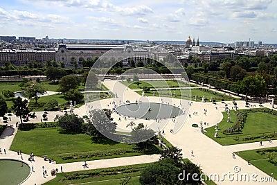 Park. Paris