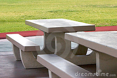 Park s Picnic Tables Ready and Waiting