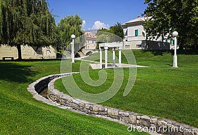 Park in Split