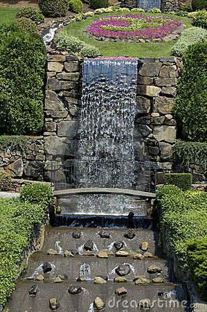 Park Waterfall