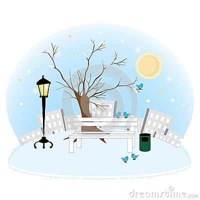 Park_winter