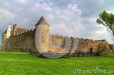 Parkes замока