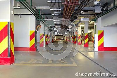 Parking garage 1