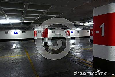 Parking metro
