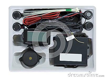 Parking sensor kit