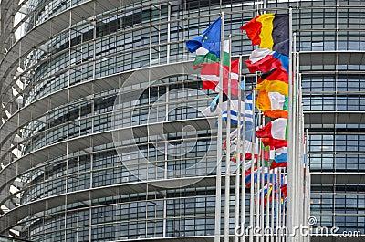 Parlamento Europeo a Strasburgo