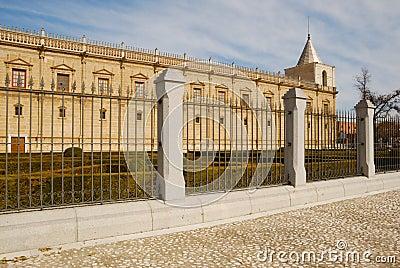 Parliament building Seville