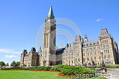 Parliament Buildings, Ottawa, Canada
