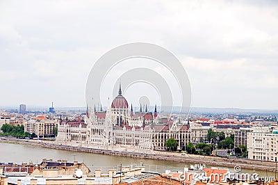 Parliament  cityscape  Danube River Budapest