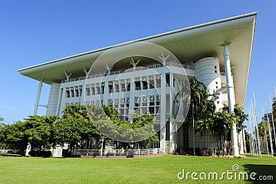 Parliament Darwin Northern Territory Australia