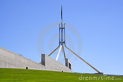 Parliament house Editorial Image