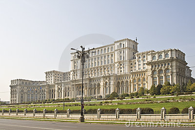 The Parliament House-Bucharest,Romania
