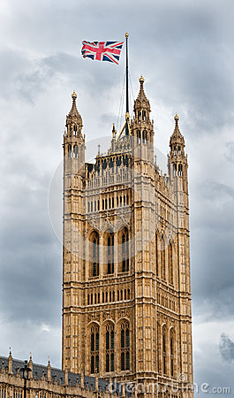 Parliament in London