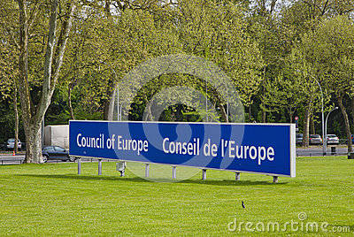 Parliamentary Assembly of the Council of Europe Editorial Image