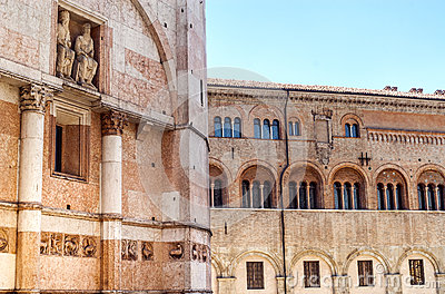 Parma - Historic buildings
