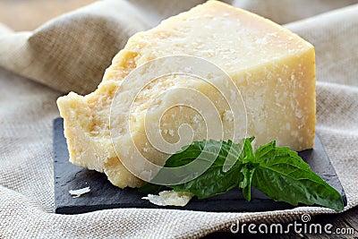 Parmesan cheese -  Italian cheese
