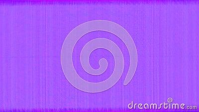 Parpadeo de daño púrpura contra efecto de cinta, sensación de los 80 para proyectos creativos ilustración del vector