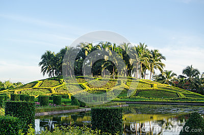 Parque, Chiang Mai, Tailândia