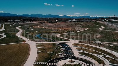 Parque Colorado almacen de video