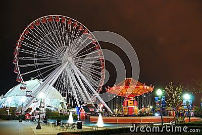 Parque de diversões