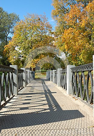 Parque do outono