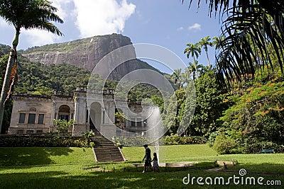 Parque Lage Cultural Center